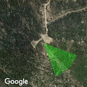 Użyteczne kierunki wiatru dla startowiska Algodonales - Levante