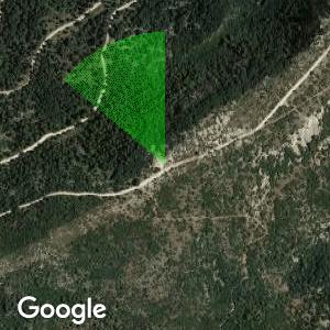 Użyteczne kierunki wiatru dla startowiska Algodonales - Noroeste