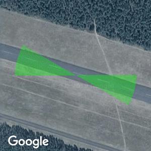 Użyteczne kierunki wiatru dla startowiska Borsk