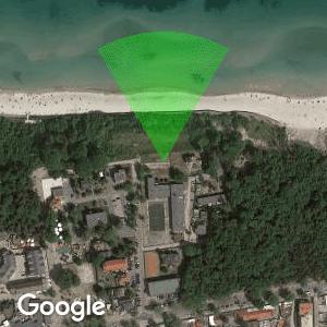 Użyteczne kierunki wiatru dla startowiska Jastrzebia Gora