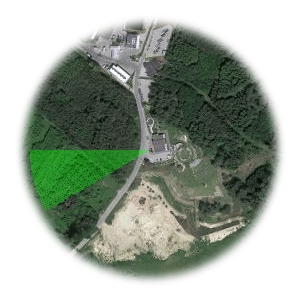 Użyteczne kierunki wiatru dla startowiska Losiowa Gora