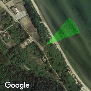 Użyteczne kierunki wiatru dla startowiska Mechelinki