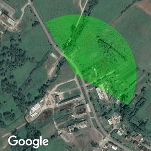 Użyteczne kierunki wiatru dla startowiska Mszana