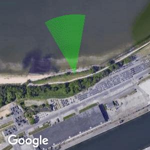 Użyteczne kierunki wiatru dla startowiska Nowy Port