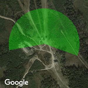 Użyteczne kierunki wiatru dla startowiska Skrzyczne