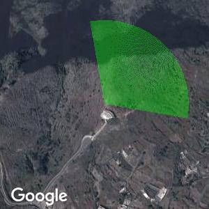Użyteczne kierunki wiatru dla startowiska Tierra del Trigo