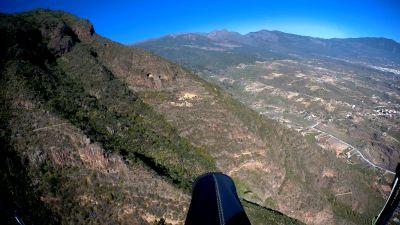 Fotografia wykonana w trakcie lotu